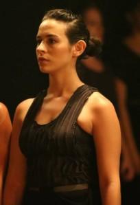 Shira in black